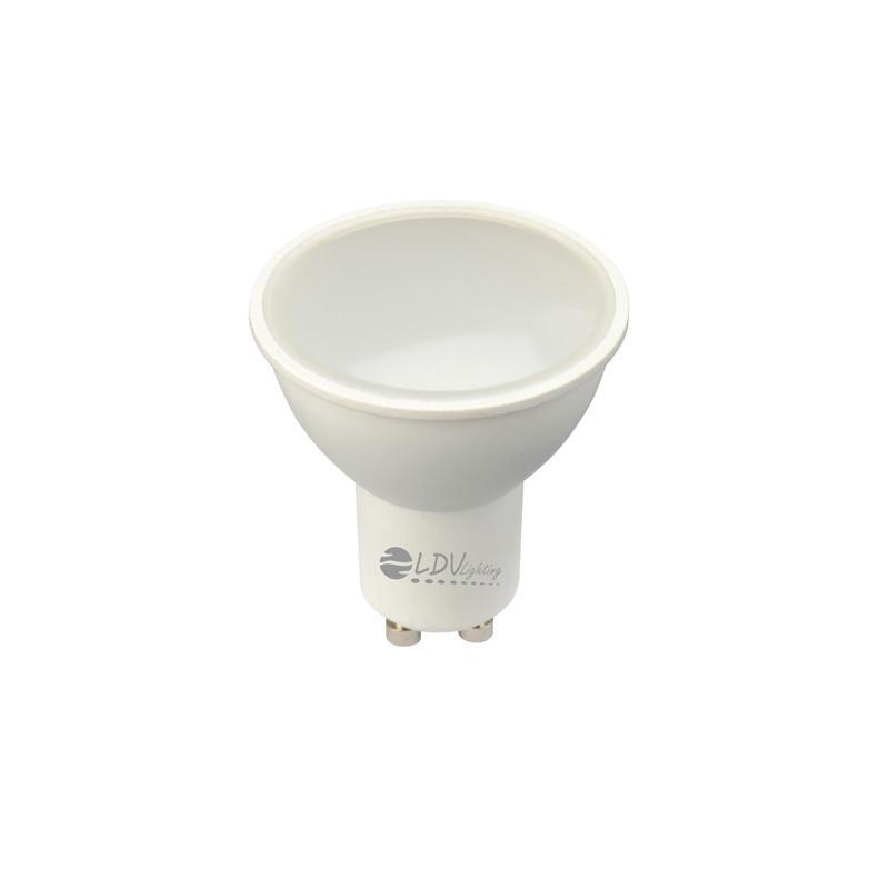 LAMPARA LED 8W GU10 720LM 120º 6000K Dimable
