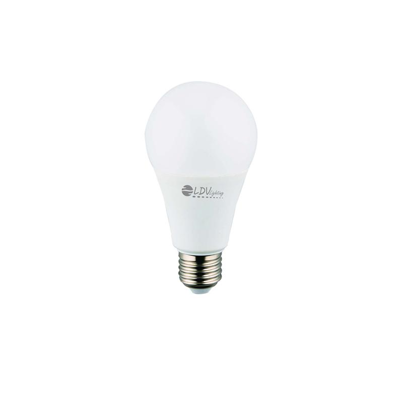 LAMPARA LED ESTANDAR 12W E27 1080LM 270º 6000K