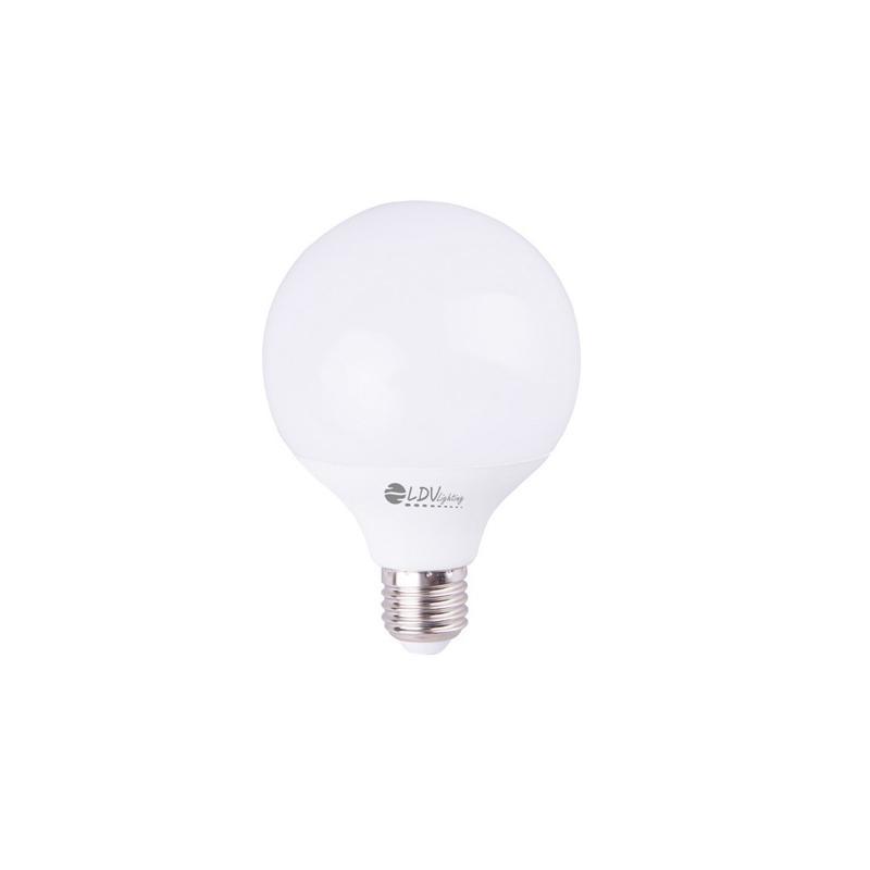 LAMPARA LED G95 15W E27 1325LM 270º 4500K
