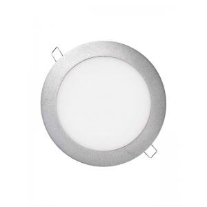 DOWNLIGHTS LED EMPOTRABLES 12W 900LM 180º 3000K CROMO MATE