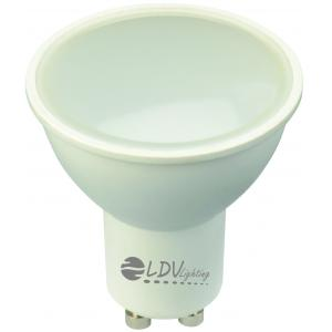LAMPARA LED GU10 SMD 8w 688lm 120º 3000K DIMABLE