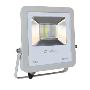PROYECTOR LED SMD 30w 2700lm 120º 6000k IP65 BLANCO