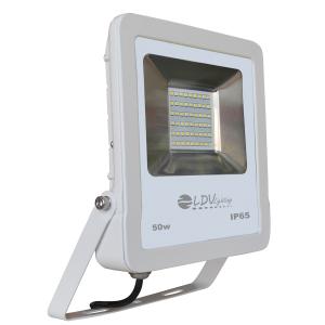 PROYECTOR LED SMD 50w 4500lm 120º 6000K IP65 BLANCO
