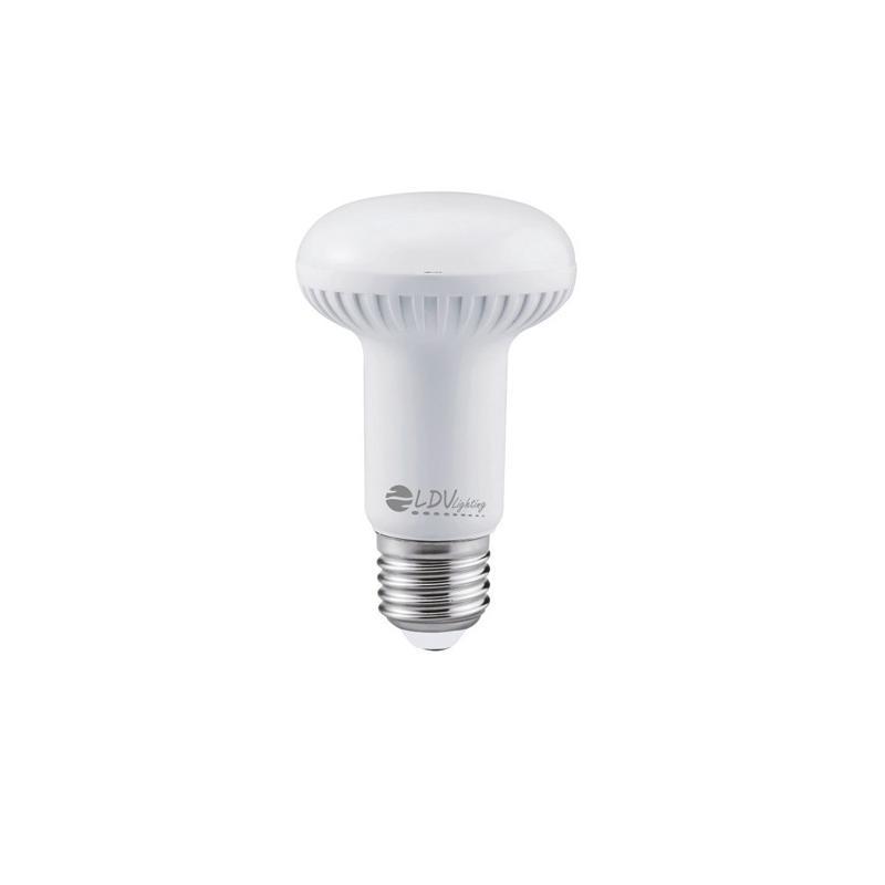 LAMPARA REFLECTORA LED R63 8W E27 704LM 100º 3000K
