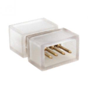 CONECTOR TIRA LED 220v RGB SMD5050 4PIN