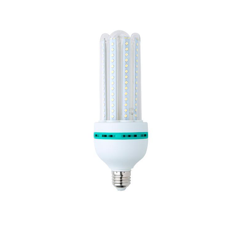 LAMPARA LED 4U 24W E27 2040LM 360º 6000K