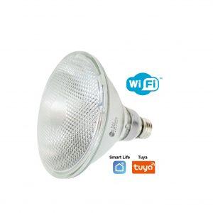 LAMPARA LED PAR-38 12w E27 990lm 120º RGB+CCT SMART WIFI