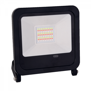 PROYECTOR LED SMD 50w 3750lm 120º RGB IP65 NEGRO