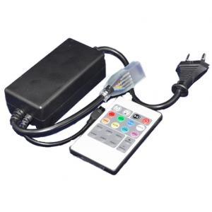 CONTROLADOR REMOTO PARA TIRA LED RGB 4PIN C/MANDO