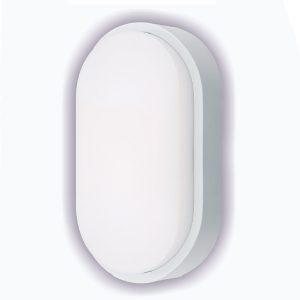 APLIQUE LED EXTERIOR RABAT 14W 4000K GRIS